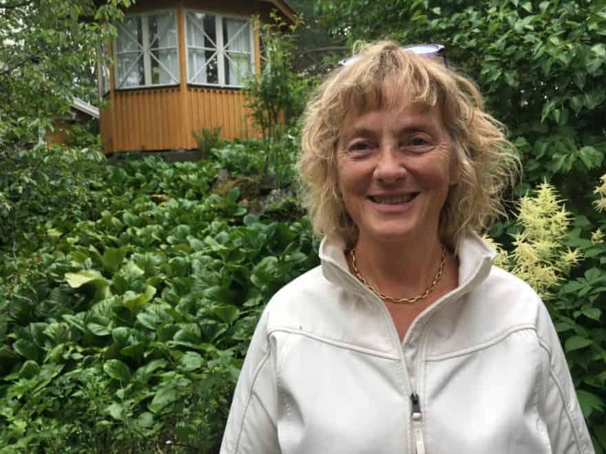 """#009: Hälsoresa med """"diffusa"""" symptom (intervju med Britt Kelsey)"""