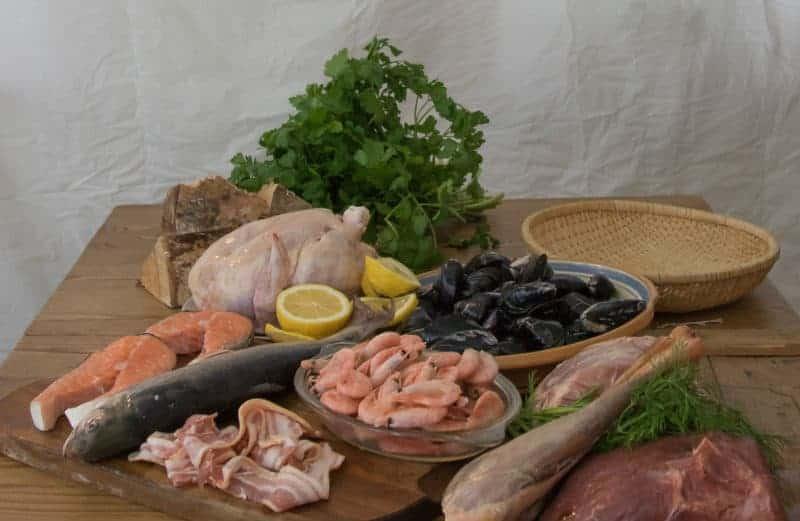 #015 Kött och näring för ditt immunförsvar