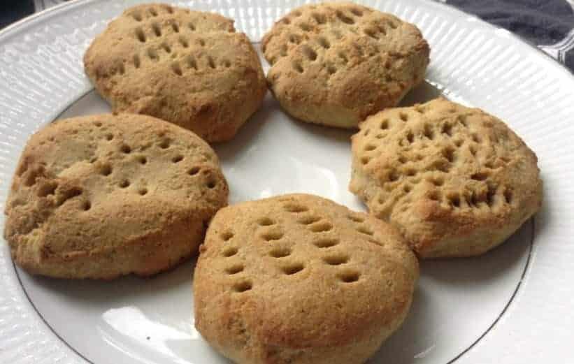 Bröd med matbanan (AIP, Paleo, glutenfritt)