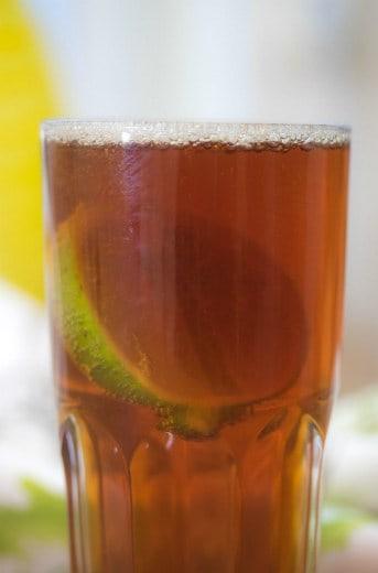 Kombucha – fermenterat te (AIP, Paleo)