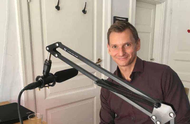 Avsnitt 25 Rörelse och träning för hälsan med Jonas Bergqvist