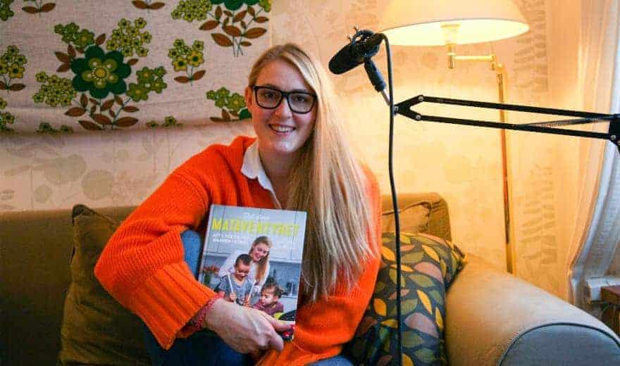 Avsnitt 30 Barn i köket och nyttig mat (intervju med Fanny Lindkvist)