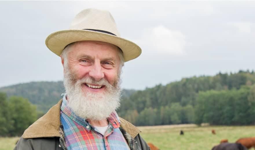 Avsnitt 31 Lantbruk, socialt kompetenta människor och gräsbetande djur (med Jan Karlsson, Gröna Gårdar)