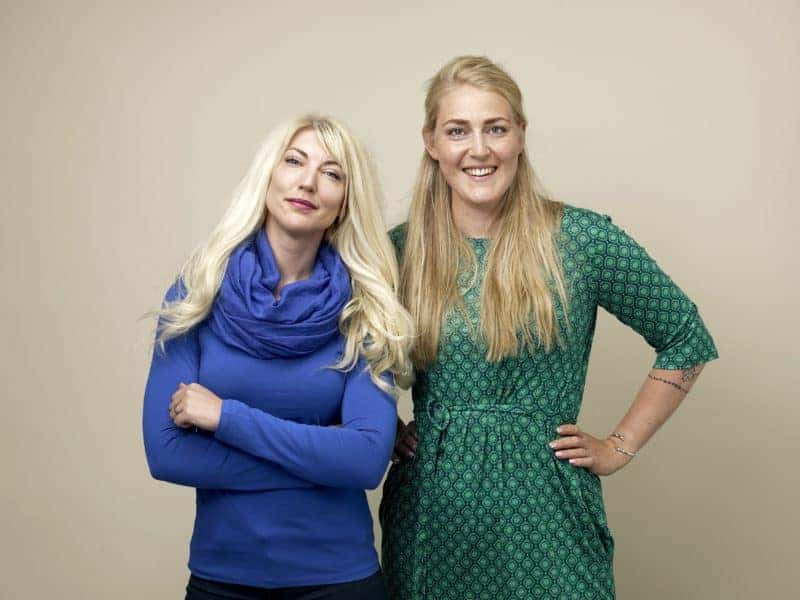 Avsnitt 36 Lev utan gifter med husmoderskurer och lifehacks, del 1 (Martina Johansson och Fanny Lindkvist)