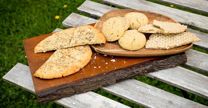 Tre sorters bröd (AIP)